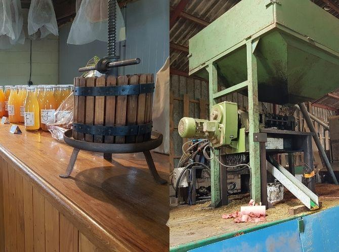 Diptyque atelier de production et boutique