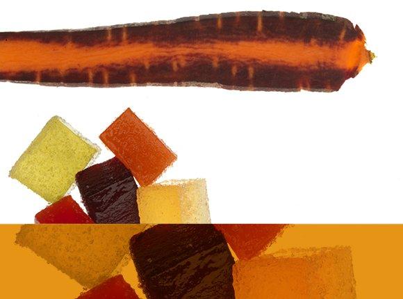 Pâte de fruits aux légumes Jacques Chenin