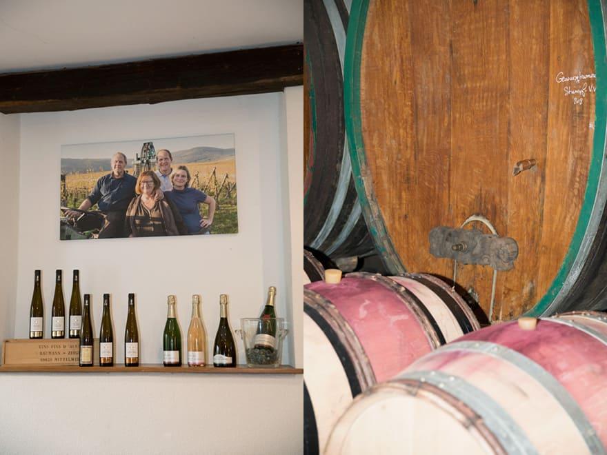 Domaine Baumann-Zirgel, producteurs de Vin d'Alsace Bio